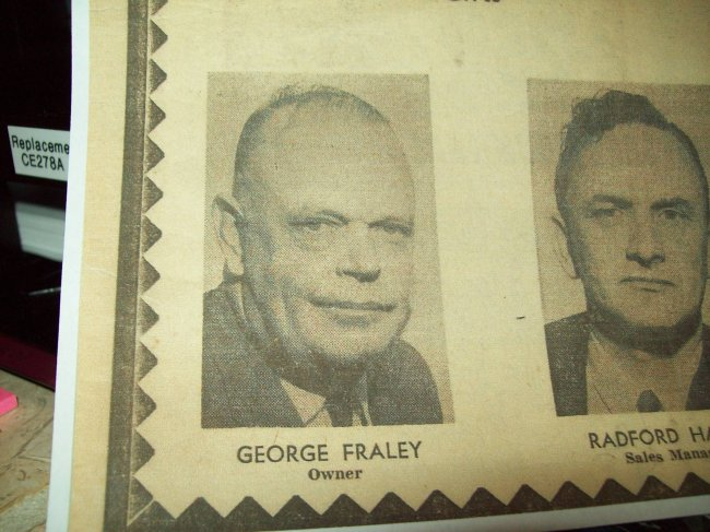 George Fraley