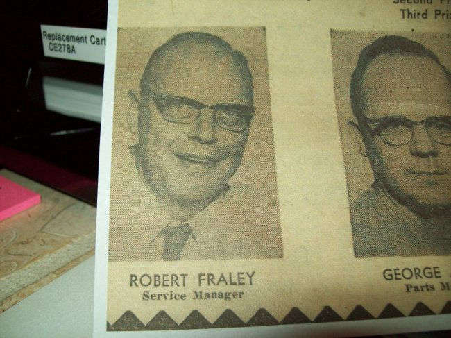 Robert C. Fraley