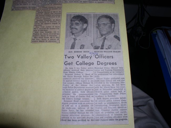 William R. Fraley's college degree