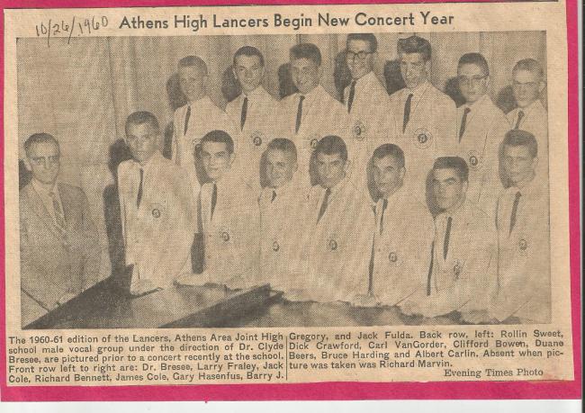 lancers 1960