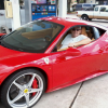 Ferrari 458 Italia 2011 A