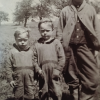 Robert, Glenn and George Fraley