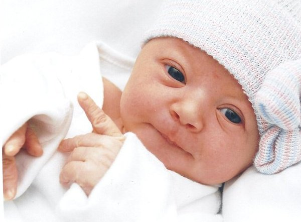 Baby Katherine Fraley