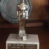 My Outstanding Trainee Trophy